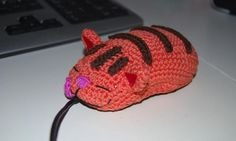 How-To: #Crochet Cat Cozy for Your Mouse