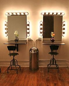 vanity table with lights around mirror. Vanity  I Want The Screen In My Closet All Clothes Behind And Then Makeup With Globe Lights Around It S Entirety