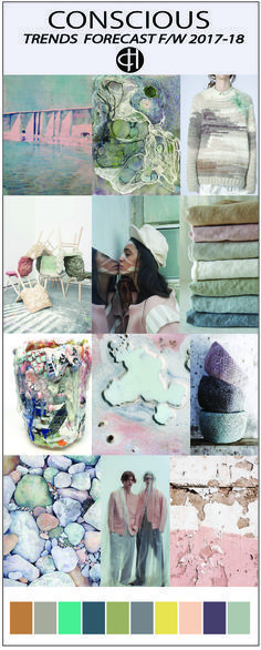 trends & colour f/w a really nice collection of the color trends for summer/ spring Possible color pallet option Color 2017, Color Trends 2018, Colour Schemes, Color Patterns, Color Combos, Colour Palettes, Fashion Colours, Colorful Fashion, Mode Inspiration