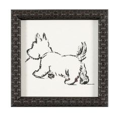 Dog Days Prints - use charcoal! West Highland Terrier, Cairn Terriers, Terrier Dogs, Scottish Terriers, Westies, Norwich Terrier, West Highland White, White Terrier, Softies