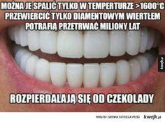 Zęby Polish To English, Very Funny Memes, Text Memes, Teeth Whitening, Beauty Care, Beauty Tips, Haha, The Cure, Health And Beauty