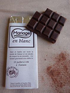 faire part mariage tablette chocolat par funetfiesta sur etsy - Faire Part Mariage Etsy