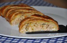Spic cu pui   Retete culinare cu Laura Sava - Cele mai bune retete pentru intreaga familie Ricotta, Bread, Food, Breads, Hoods, Meals, Bakeries