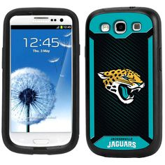 Jacksonville Jaguars Rugged Samsung Galaxy S3 Case - $19.94