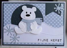 Het is vandaag weer donderdag, dat betekend een kerstkaartje op onze blog. Dit leuke ijzige kaartje hebben we afgelopen week gemaakt. ...