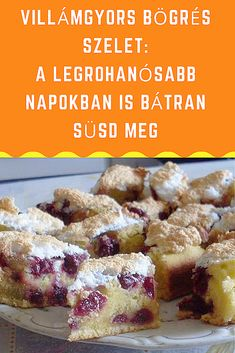 A legrohanósabb napokban is bátran süsd meg. Baking Recipes, Dessert Recipes, Desserts, Sweet Recipes, Cheesecake, Food And Drink, Sweets, Cakes, My Favorite Things