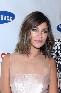 Jessica Szohr - Throughout her career few people would have ever suspected that she is one quarter African American through her mother.