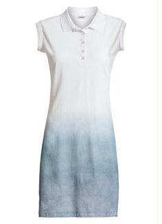 9d5c9cd454 Vestido Polo Degradê Azul - Quintess