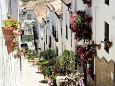 Holidays in El Gastor #Spain