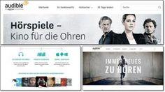 audible - Kino für die Ohren - Erfahrungsbericht, Susi und Kay Projekte
