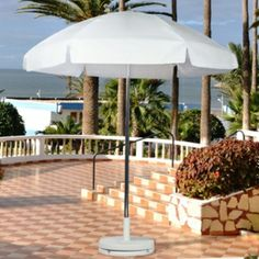 QUICK SHIP 6.5 ft Loch Arbour Vinyl Tilting Umbrella. Only $119.00 FREE Shipping. #PatioUmbrella Arbour, Patio Umbrellas, Vinyl, Free Shipping, Outdoor Decor, Home Decor, Decoration Home, Umbrellas Parasols, Room Decor