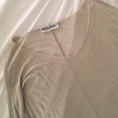 Urban Outfitters Top❕ Never worn. Sheer. Urban Outfitters Tops Tees - Long Sleeve