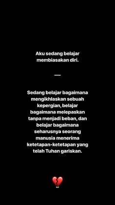 super Ideas for quotes indonesia motivasi islamYou can find Wallpaper quotes indonesia motivasi and more on our super Ideas for quotes indonesia motivasi islam Quotes Rindu, Text Quotes, Quran Quotes, Daily Quotes, Words Quotes, Life Quotes, Motivational Quotes, Story Quotes, Sayings