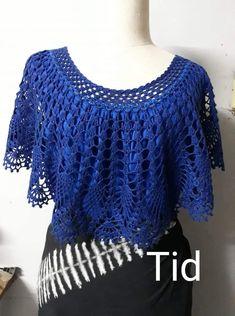 Crochet Blouse, Crochet Shawl, Crochet Top, Victorian Collar, Capelet, Crochet Accessories, Knitting Stitches, Patterns, Lady