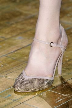 Valentino Spring 2011 Couture shoes