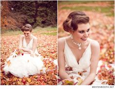Hair by Sandra Crosbie and Makeup by Aisling Eyre