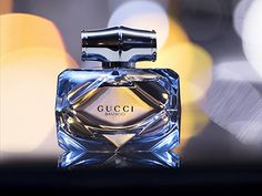 Gucci's new fragrance, Gucci Bamboo