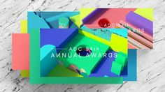 ADC Motion Gala 2015 on Behance