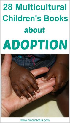Multicultural Children's Books about Adoption, Ages 0 to 10