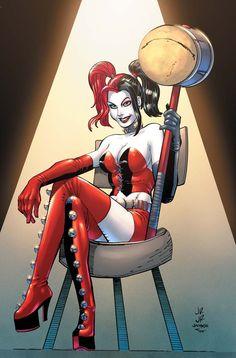 Harley Quinn #27 - John Romita Jr., Colors: Klaus Janson