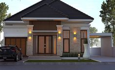 small corner house front elevation with house paint color design philippines and indian exterior house designs photos Design Exterior philippines small House Front Design, House Design Photos, Small House Design, Modern House Design, Contemporary Design, Modern House Plans, Small House Plans, Style Bali, Bungalow Haus Design