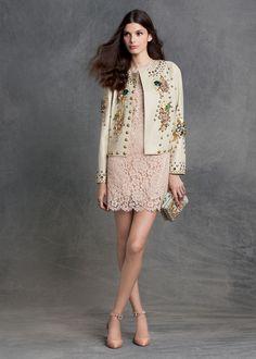 Dolce Gabbana Womens Clothing Collection Winter 1