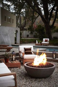 50 Stylish Outdoor Living Spaces ~ Be sure to follow me on Pinterest for the latest updates. #LandscapingandOutdoorSpaces