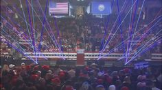 LIVE Stream: Donald Trump, Mike Pence MASSIVE Rally in Manchester, New H...