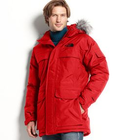 The North Face Jacket, McMurdo 550 Fill Down Waterproof Hyvent Parka