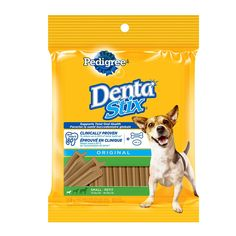 Pedigree Dentastix Daily Oral Care Snack Food for Small/Medium Dogs, 5.57-Ounce Bags, Pack of 10 Bags -- Check this awesome product by going to the link at the image.
