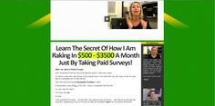 Click4Surveys - You can absolutly Make Money with Online Surveys but do you really need Click4Surveys to do it?  http://howtoearnalivingusingtheinternet.com/how-to-make-money-with-the-internet-click-4-surveys-review/