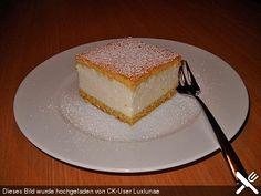 Joghurt-Torte ohne Gelatine