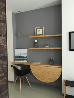 Department shows Dakota 366 - - Space Saving Furniture, Diy Furniture, Furniture Design, Deco Studio, Creative Decor, Home Organization, Interior Design Living Room, Home Projects, Diy Home Decor