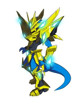 Digimon Dragon's Shadow: magnamon