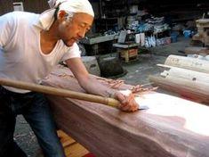 yari kanna (spear plane) Japanese Carpentry, Japanese Woodworking Tools, Woodworking Images, Japanese Joinery, Woodworking Tips, Learn Carpentry, Carpentry And Joinery, Plane Tool, Hobby Tools