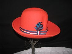 Hey, I found this really awesome Etsy listing at https://www.etsy.com/il-en/listing/223025239/vintage-1940-womans-hat-womans