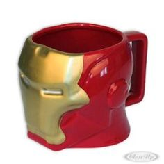Tasse Marvel Iron Man #Geek #Mug