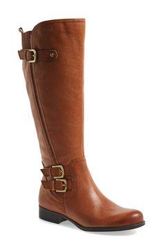 Naturalizer 'Johanna' Knee High Boot (Wide Calf) (Women) | Nordstrom