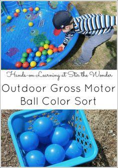 5 Fun Gross Motor Activities For Spring Learn Play Imagine Pinterest Spring Gross Motor