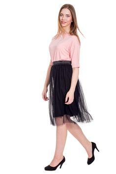 Черная двухслойная юбка-пачка с доставкой по России — http://fas.st/zUkhL