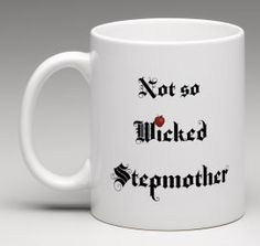 #Step Mother's #BirthdayGift mug funny #stepmom gift by #BeesMugShop #MothersDay
