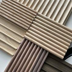 Wood Panel Texture, Textured Wall Panels, Cama Design, Surface Studio, Architectural Materials, Joinery Details, Wooden Walls, Wooden Wall Panels, Wood Panel Walls