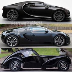 "5,212 Synes godt om, 74 kommentarer – DRIVING HERO (@drivinghero) på Instagram: ""Chiron, Veyron SuperSport, or Ralph Loren's Bugatti Atlantic? ☝ Follow @manicmikey & @m.attattack…"""