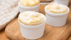 This fluffy souffle is the perfect amount of sweet. Check out this brilliant apricot and honey recipe. You are in for a real treat! Have you ever made a souffle before?