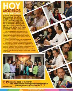 Hoy Morelos hace historia.