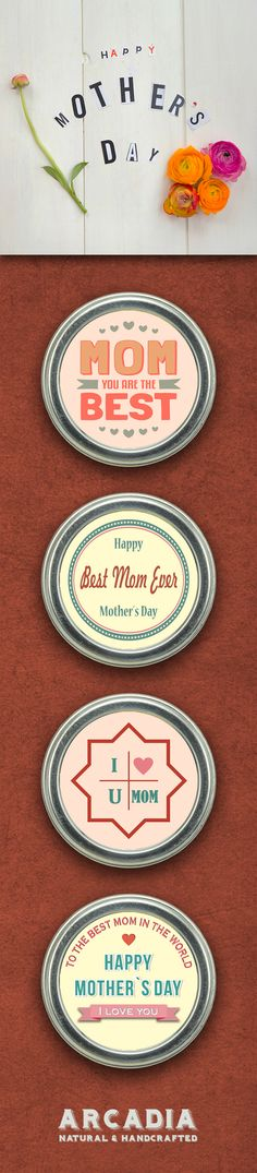 Mother's Day Gift, Solid perfume and dry skin Lotion in a Travel Tin - Ingredients: Shea Butter, Beeswax, Soy Wax, Avocado Oil, Sweet Almond Oil, Vitamin E & Fragrance