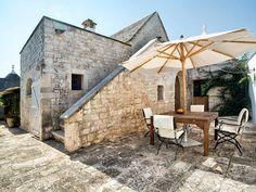 Viele schöne Ferienhäuser und Resorts in Puglia Italien
