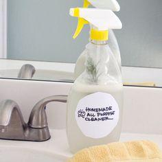 Homemade All-Purpose Cleaner | POPSUGAR Smart Living
