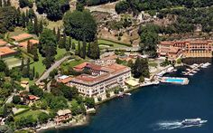 Hotel Villa D'este - Lake Como, Italy. One of the most beautiful places I've been with an amazing past and present.