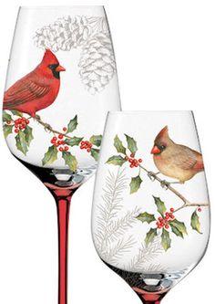 Cardinal Wine Glass (Set of 4)